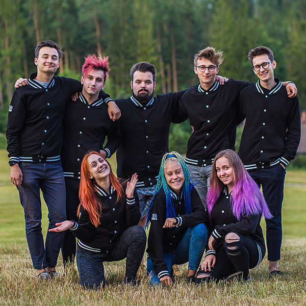 Youtubeři - youtuberský tábor léto 2020